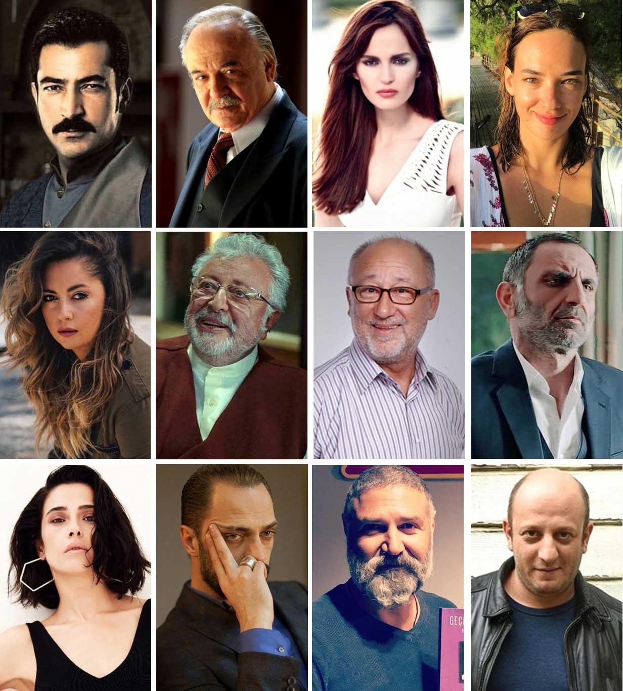 Турецкий сериал 2018