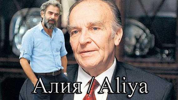 Турецкий сериал Алия / Aliya (2017)