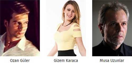 Турецкий сериал Человеческая вина фото актеров