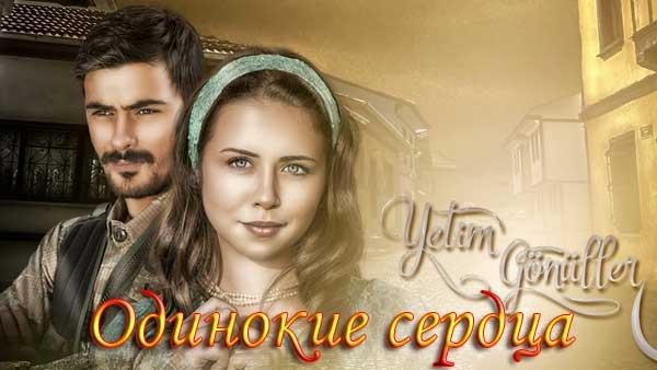 Турецкий сериал Одинокие сердца / Осиротевшие сердца / Yetim Gonuller (2014)