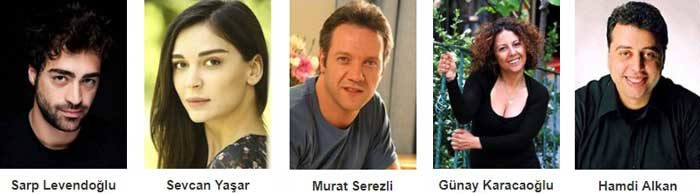 Турецкий фильм Два хороших мальчика фото актеров