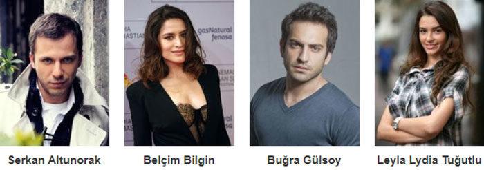 Турецкий фильм Незнакомец в моем кармане фото актеров