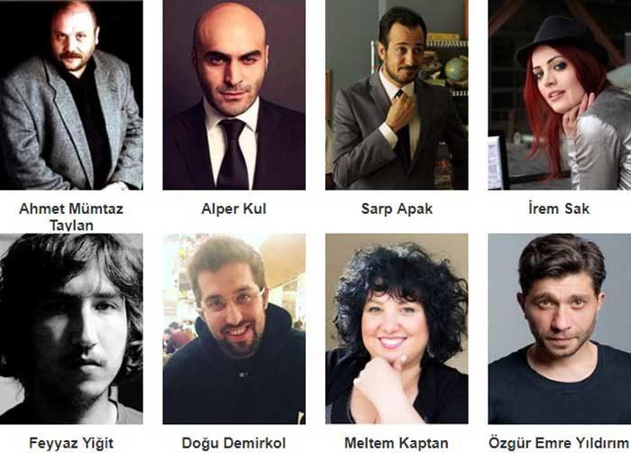 Турецкий фильм Смертный мир фото актеров