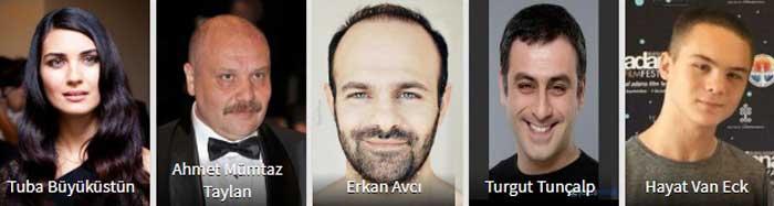 Турецкий фильм Еще фото актеров