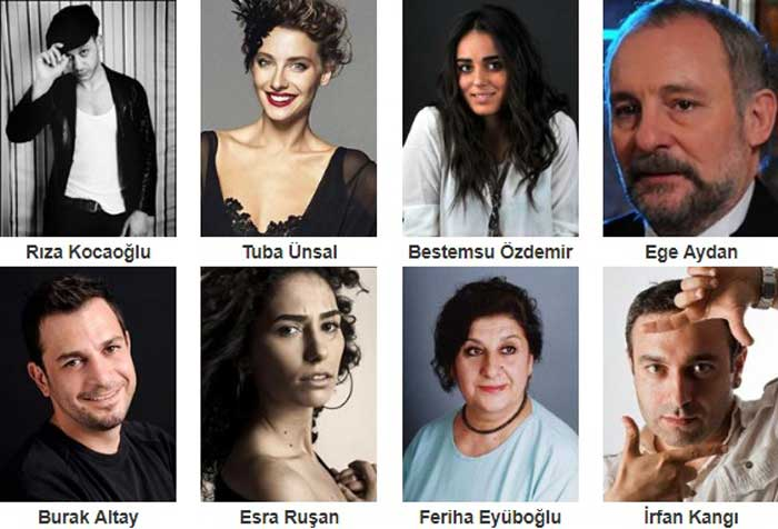 Турецкий фильм Лучший аромат в мире-2 фото актеров