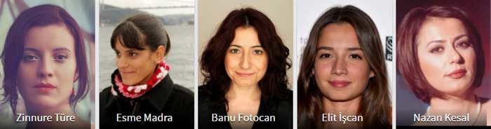 Турецкий фильм Соляной столб фото  актеров