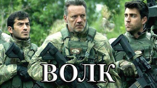 Турецкий сериал Волк / Boru (2018)