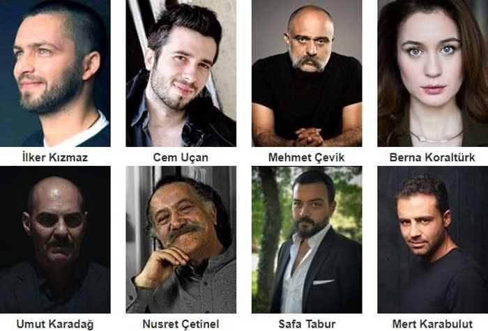 Турецкий фильм Деръа для моего брата фото актеров