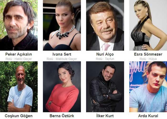 Турецкий фильм Вы Не Видели Мою Жену? фото актеров