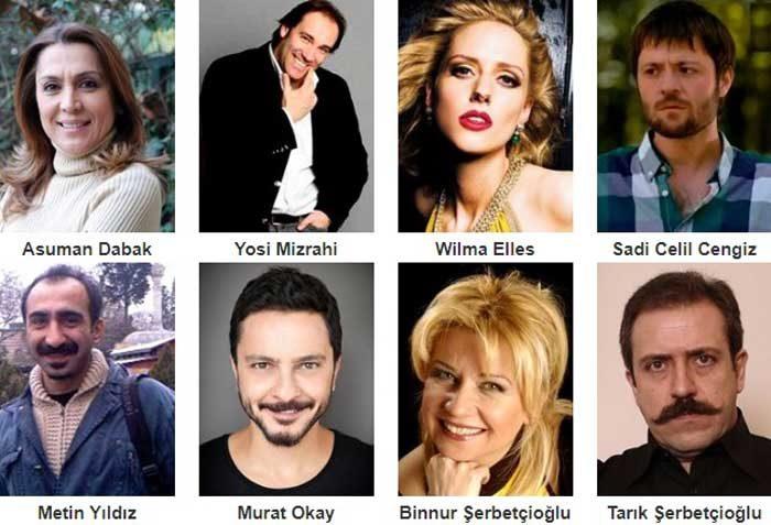 Турецкий фильм Увы, моя жена / Моя жена жива фото актеров