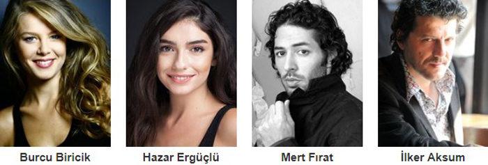 Турецкий фильм Все хорошо с тобой фото актеров