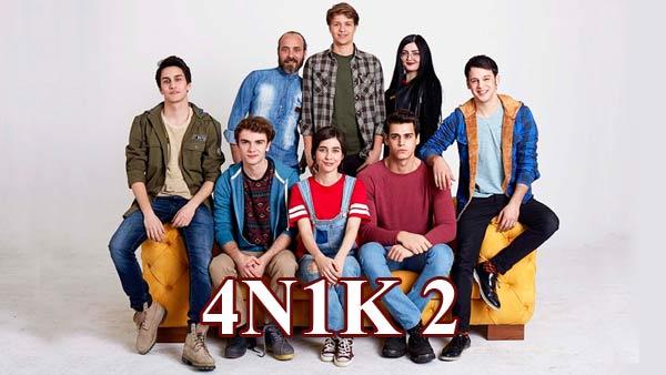 Турецкий фильм 4N1K - 2 (2018)