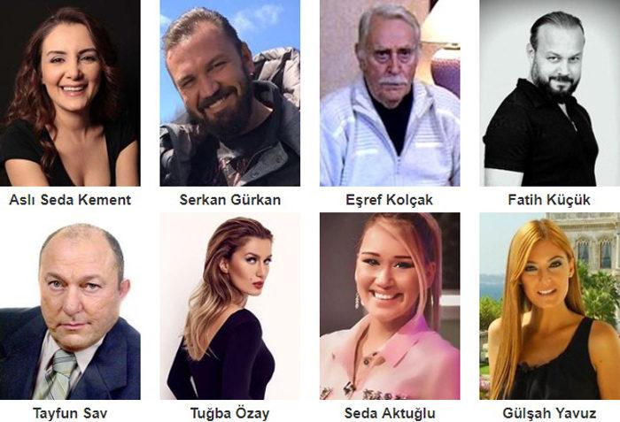 Турецкий фильм Моя рука в твоей фото актеров