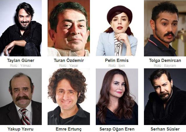 Турецкий фильм Вишневый сезон фото актеров