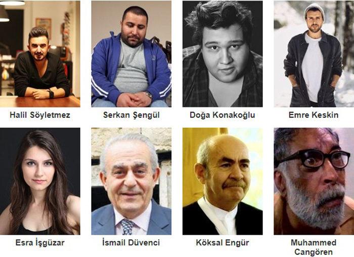 Турецкий фильм Джумали Джебер-2 фото актеров