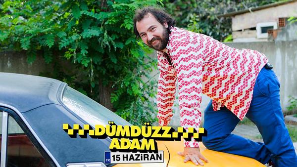 Турецкий фильм Дюмдюзз / Dumduzz Adam (2018)