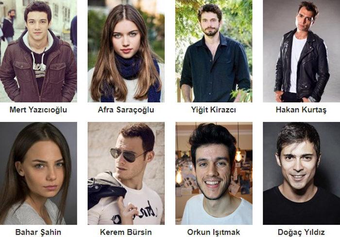 Турецкий фильм Хорошая игра фото актеров
