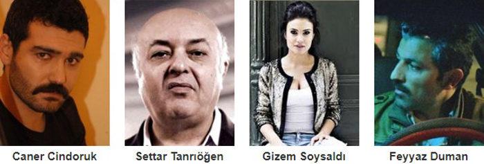 Турецкий фильм Инсайдеры фото актеров