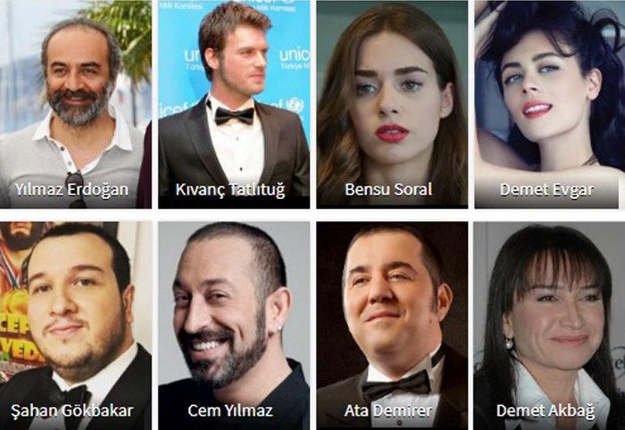Турецкий фильм Полет на ковре-самолете-2 фото актеров