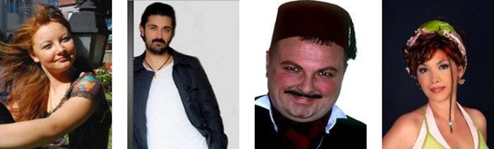 Турецкий фильм Шокирующая банда фото актеров