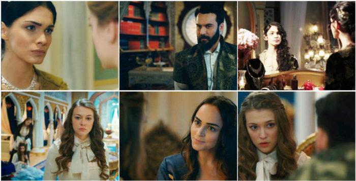 Сериал Султан моего сердца - 2 серия, фрагменты