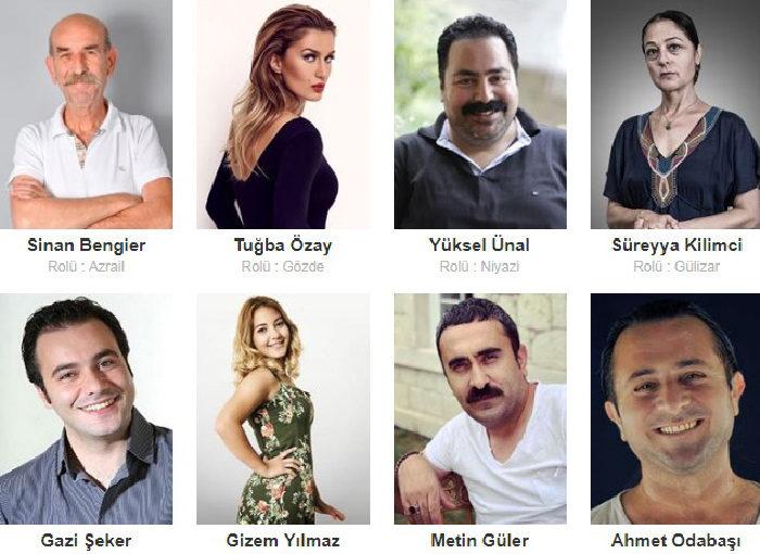 Турецкий фильм Танец Азраила фото актеров