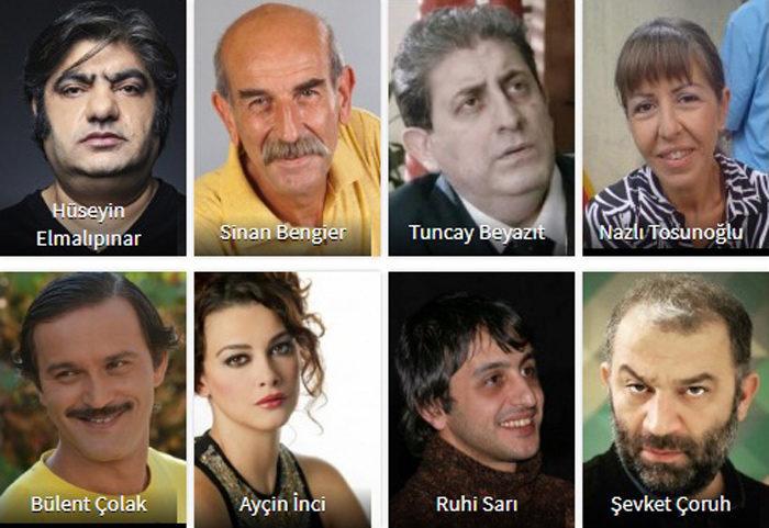 Турецкий фильм Монстр Франкенштейна фото актеров