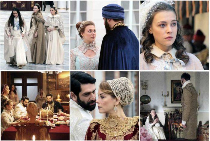 Сериал Султан моего сердца / Kalbimin Sultani - 4 серия, фрагменты