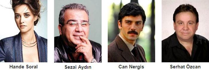 Турецкий фильм Кунжутная паста фото актеров
