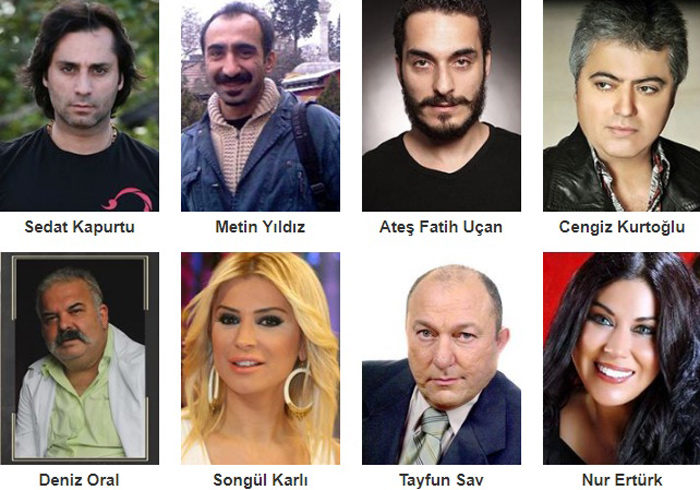 Турецкий фильм Мое имя Осссман актеры фильма