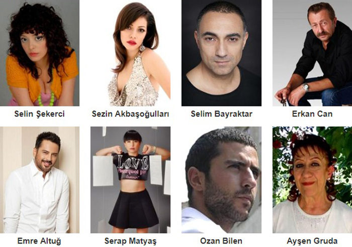Турецкий фильм Моя дорогая соседка актеры фильма