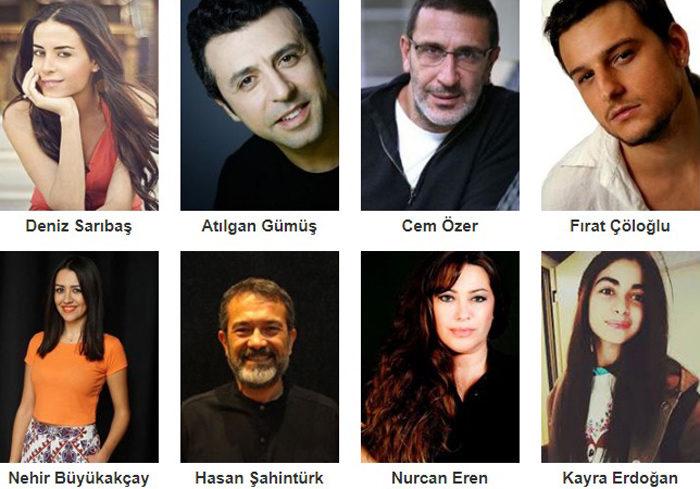 Турецкий фильм Сера актеры фильиа фото