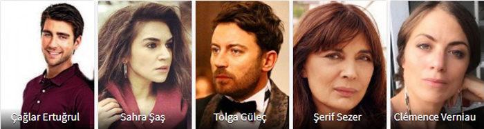 Турецкий фильм Ты пахнешь как моя дочь актеры фильма