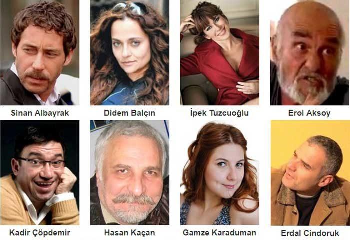 Турецкий сериал Ялаза фото актеров