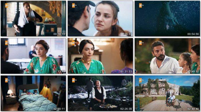 Сериал Ты расскажи Черное море / Sen Anlat Karadeniz - 22 серия, фрагменты