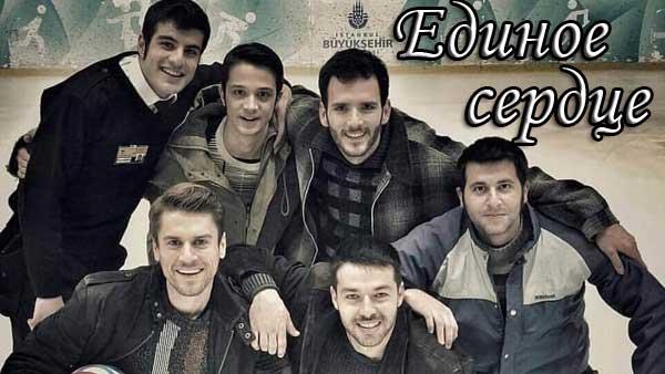 Единое сердце турецкий сериал