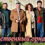 Турецкий фильм Убийственный орнамент (2019)
