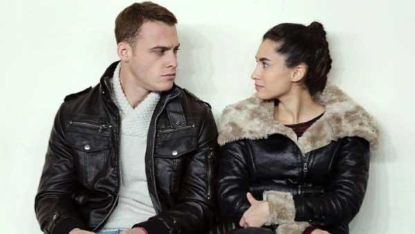 Керем Бурсин и Ханде Догандемир