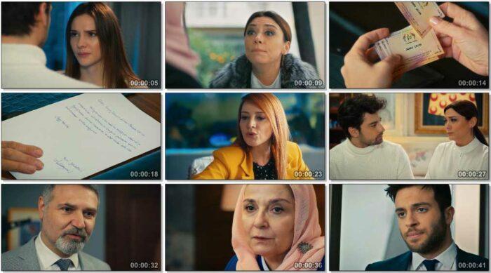 Сериал Не отпускай мою руку / Elimi Birakma - 32 серия, фрагменты