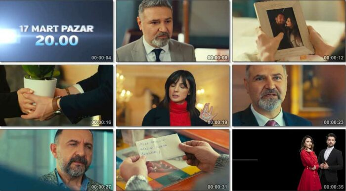 Сериал Не отпускай мою руку / Elimi Birakma - 33 серия, фрагменты