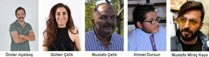 Турецкий фильм Мазлум Кузей и Куддуси-2 актеры