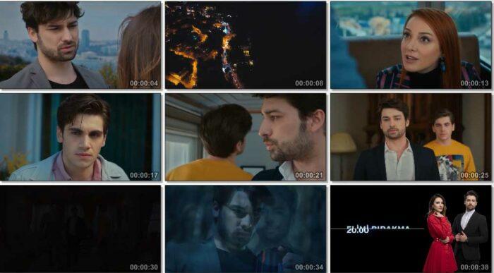 Сериал Не отпускай мою руку / Elimi Birakma - 37 серия, фрагменты