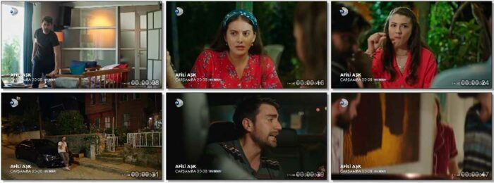 Сериал Любовь напоказ / Afili Aşk - 4 серия, фрагменты