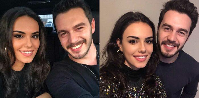 Исмаил Эге Шашмаз и Озгю Кая