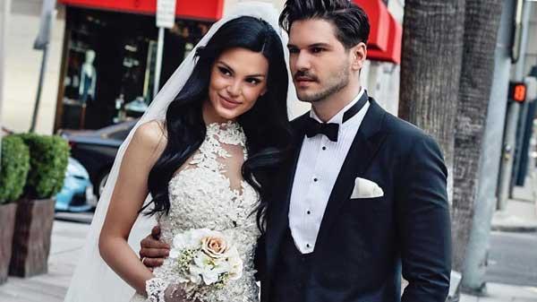 Толхаган Сайышман и Альмеда Абази - свадьба