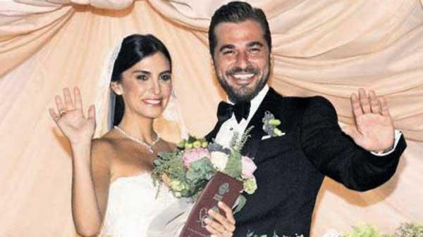 Энгин Алтан и Неслишах Алкочлар свадьба