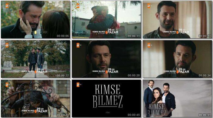 Сериал Никто не знает / Kimse Bilmez - 24 серия, фрагменты