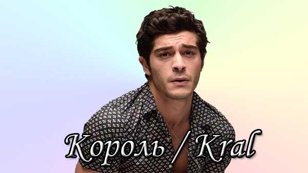 Турецкий сериал Король / Kral (2020)