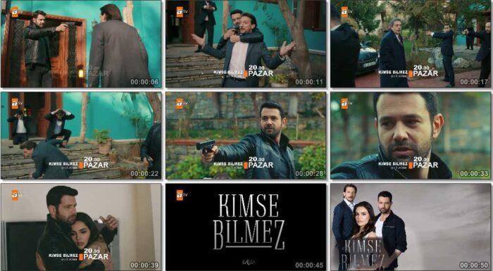 Сериал Никто не знает / Kimse Bilmez - 25 серия, фрагменты