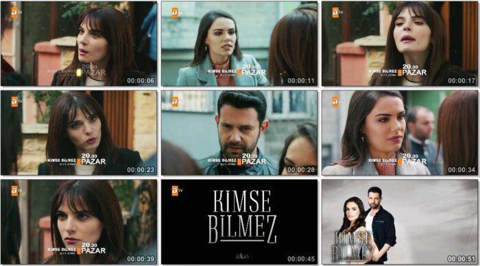 Сериал Никто не знает / Kimse Bilmez - 26 серия, фрагменты